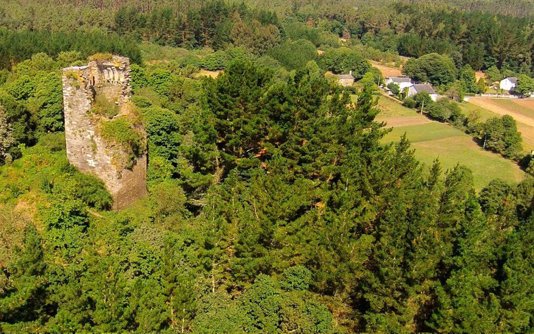 El Concello realiza gestiones para que la torre de Caldaloba pase a manos públicas