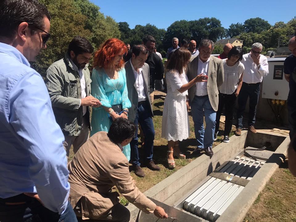 Nova depuradora de augas residuais da feira do monte - Mediorural xunta es oficina agraria virtual ...