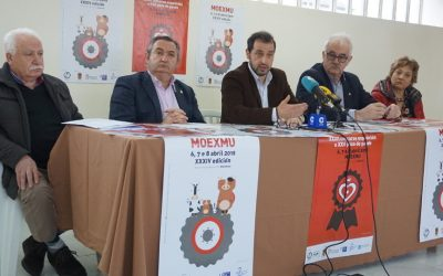 O venres 7 de Abril inaugurase a 34 edición da Moexmu que contará con 30 ganderías galegas para o concurso de gando.