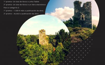 """Primeiro Certame de Poesía """"Torre de Caldaloba"""""""