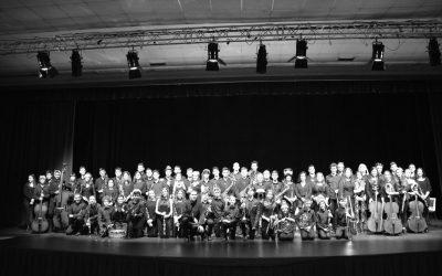 Actuación de la Banda Filarmónica de Lugo el sábado 27 de octubre en la Casa da Cultura