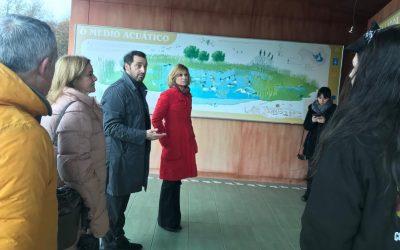 La Xunta de Galicia y el Concello de Cospeito impulsan el turismo ornitológico en la Laguna y el Museo de las Aves