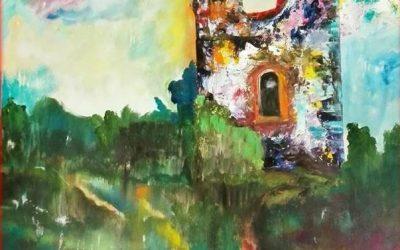 Exposición de Pintura de Adolfina Mesa