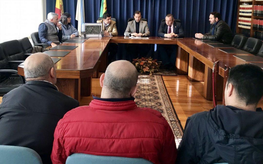 La Xunta aportará 800.000 euros para otra fase del abastecimiento de agua a Cospeito en tres parroquias más, Santa María de Cospeito, Xermar y Roás
