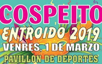Entroido 2019 en Cospeito | Venres 1 de Marzo