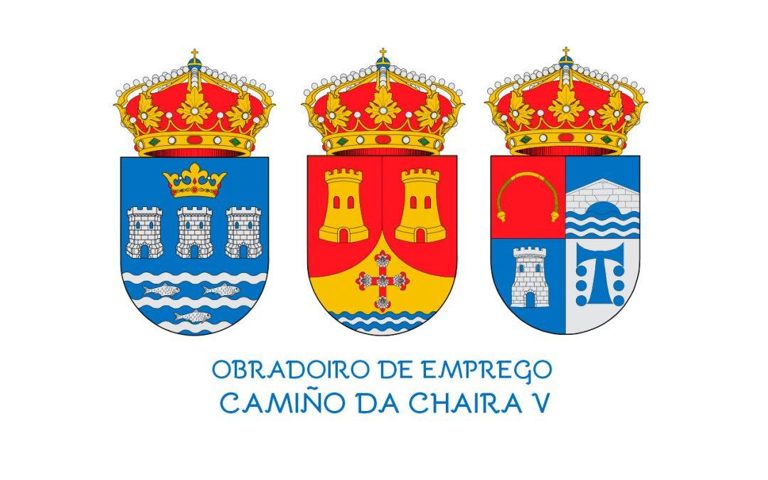 PROCESOS SELECTIVOS DO OBRADOIRO DE EMPREGO CAMIÑO DA CHAIRA V, CONCELLOS DE COSPEITO, OUTEIRO DE REI E CASTRO DE REI